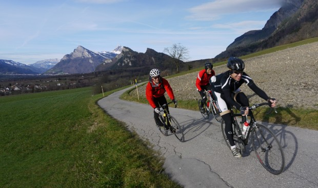 Tour de Noël 2014 in Chur