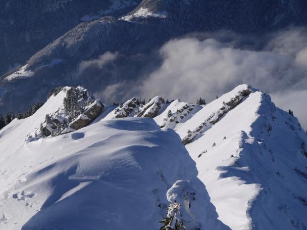 Neujahrs-Skitour 17