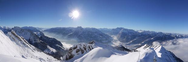 Neujahrs-Skitour 19
