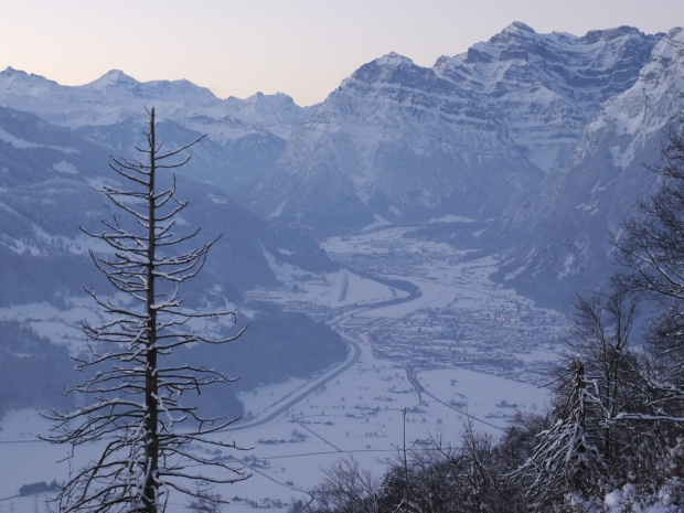 Neujahrs-Skitour 2