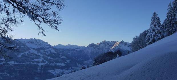 Neujahrs-Skitour 20