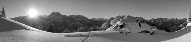 Neujahrs-Skitour 22
