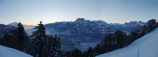 Neujahrs-Skitour 23