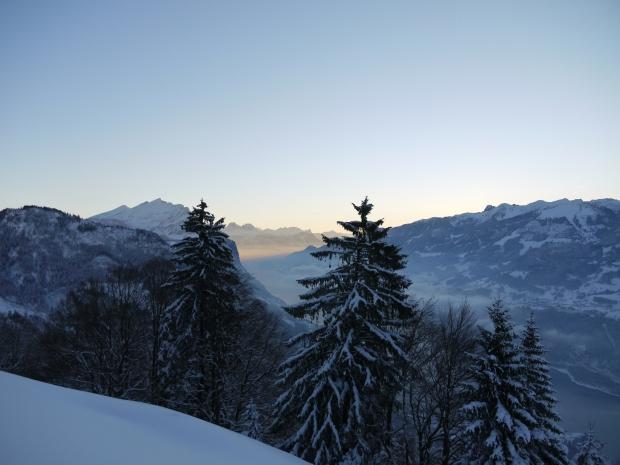 Neujahrs-Skitour 4