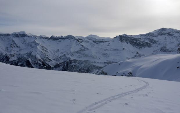 Skitour Blistögg Elm GL008