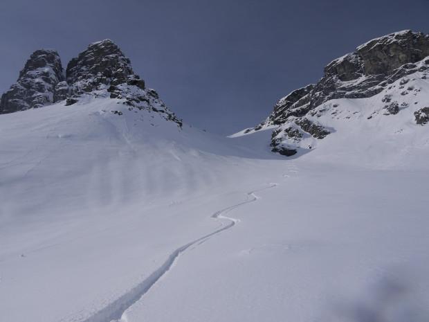 Skitour Blistögg Elm GL018