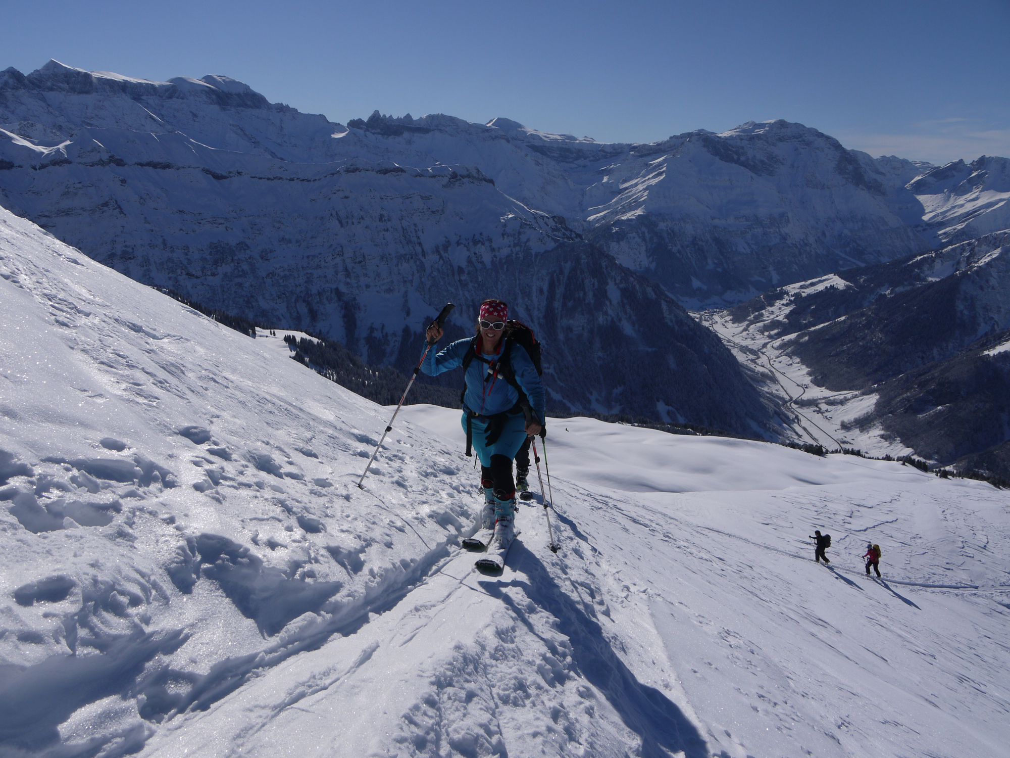 Skitourero-Cross Glarnerland_17137
