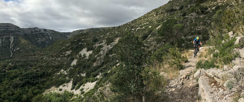 Tourero Cevennes Singletrails 2020